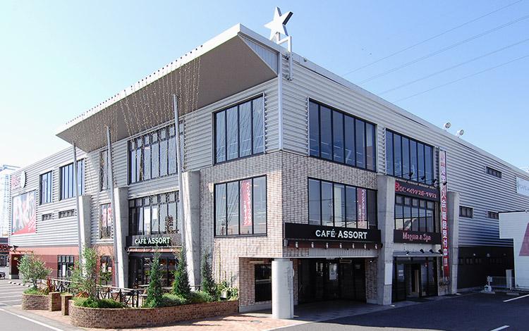 ベイシアスポーツクラブ(2008年設立)